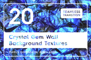 20 Crystal Gem Wall Backgrounds Graphic Logos By Textures
