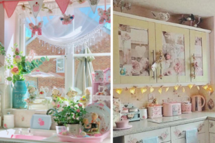 Step into a crafter's dream kitchen