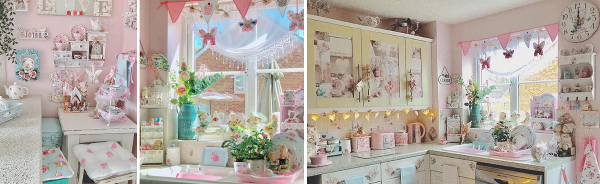 Step into a crafter's dream kitchen main article image