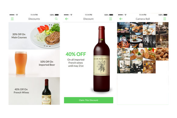 2Bite UI Kit Graphic UX and UI Kits By Web Donut - Image 12