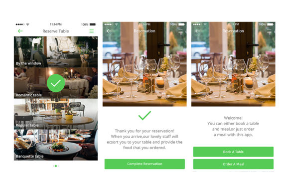 2Bite UI Kit Graphic UX and UI Kits By Web Donut - Image 8