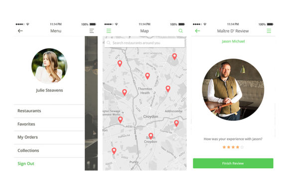 2Bite UI Kit Graphic UX and UI Kits By Web Donut - Image 10