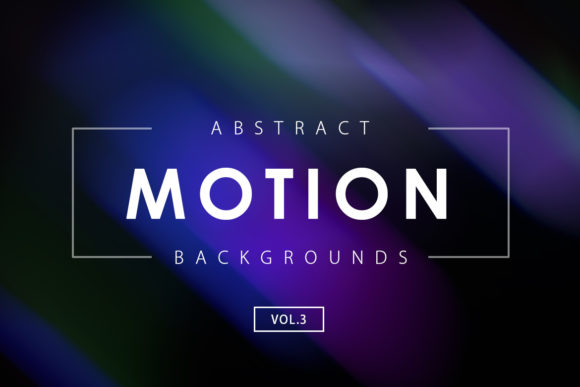 Print on Demand: 30 Motion Backgrounds Vol. 3 Graphic Backgrounds By ArtistMef
