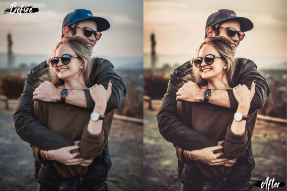 Download Free 5 Vintage Mobile Lightroom Presets Graphic By 3motional for Cricut Explore, Silhouette and other cutting machines.