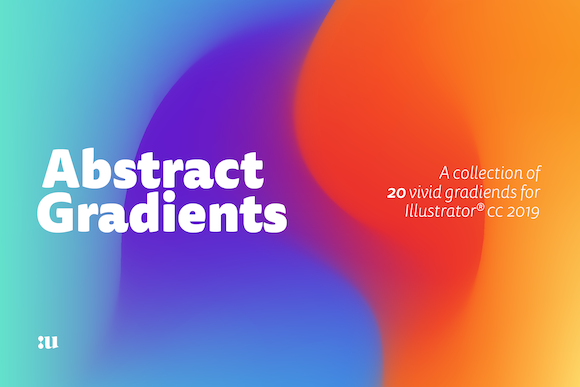 Abstract Gradients Graphic Backgrounds By unio.creativesolutions