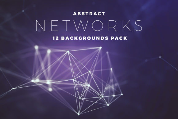 Abstract Network Backgrounds Gráfico Fondos Por Shemul