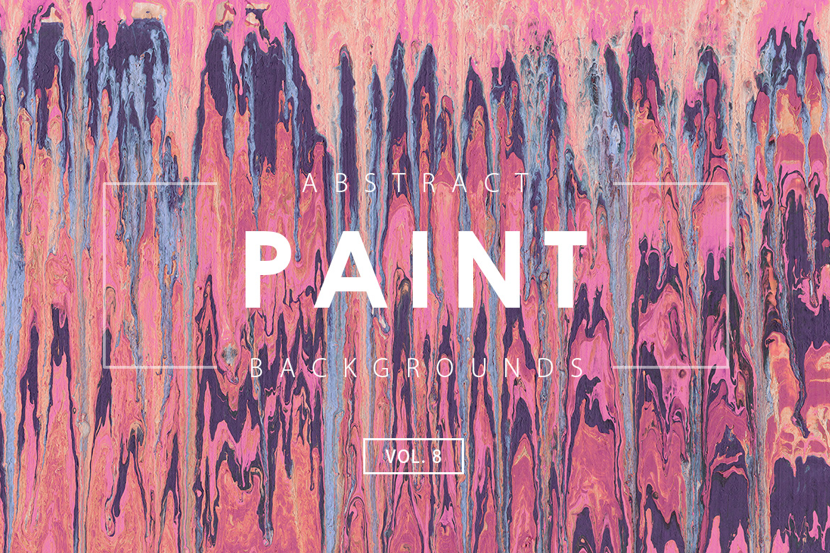 Download Free Abstract Paint Backgrounds 8 Graphic By Artistmef Creative Fabrica for Cricut Explore, Silhouette and other cutting machines.