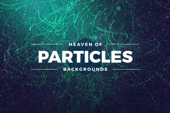 Abstract Particles Heaven Backgrounds Graphic Backgrounds By Shemul