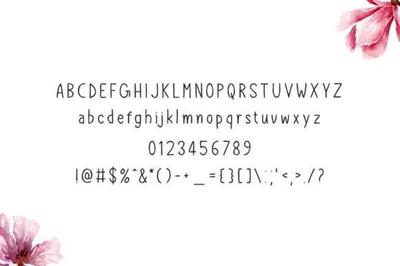 Act Justly Font Design