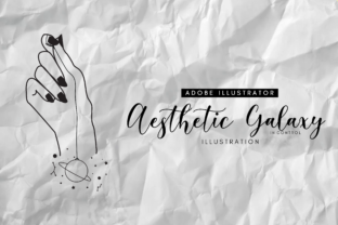 Aesthetic Galaxy in Control Graphic By RainbowGraphicx