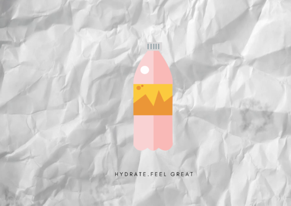Print on Demand: Aesthetic Bottle Graphic Illustrations By RainbowGraphicx  - Image 1