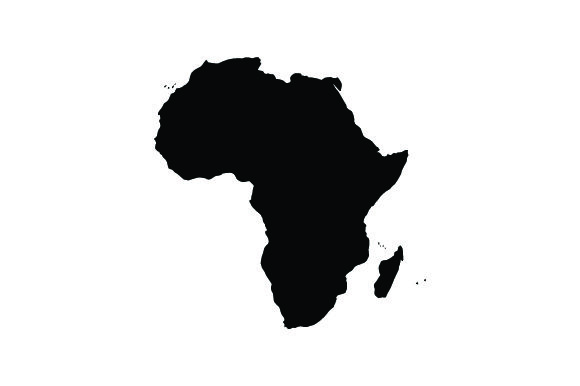 Africa Travel Craft Cut File By Creative Fabrica Crafts - Image 2