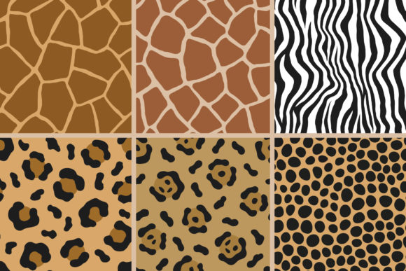 Animal Print Seamless Patterns Graphic Patterns By abstractocreate - Image 4