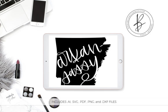 Print on Demand: Arkansassy Graphic Crafts By BeckMcCormick