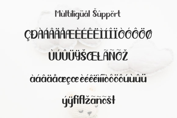 Baby Master Font By Sulthan Studio Image 6