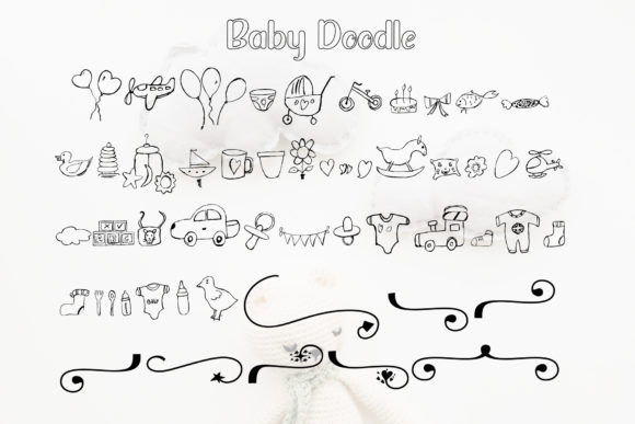 Baby Master Font By Sulthan Studio Image 7