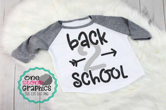 Back to School Graphic Crafts By OneStoneGraphics