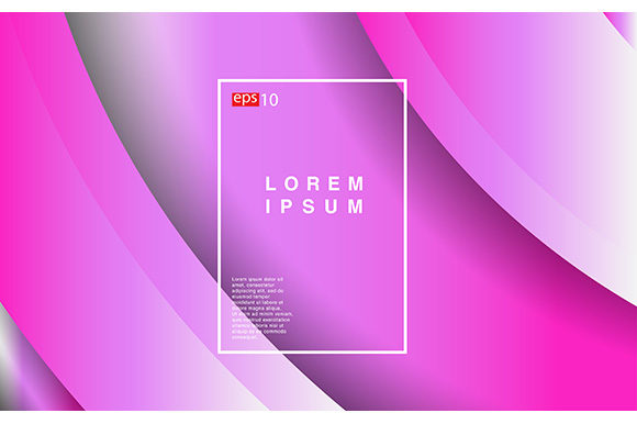 Background Radial Gradient Design Banner Graphic By apple