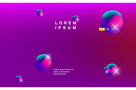 Background Fluid for Landing Page Graphic By apple