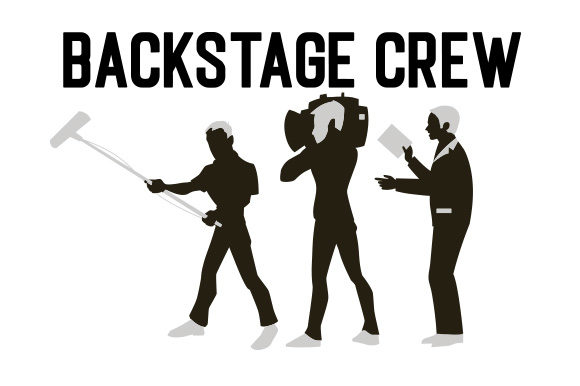 Download Free Backstage Crew Archivos De Corte Svg Por Creative Fabrica Crafts for Cricut Explore, Silhouette and other cutting machines.