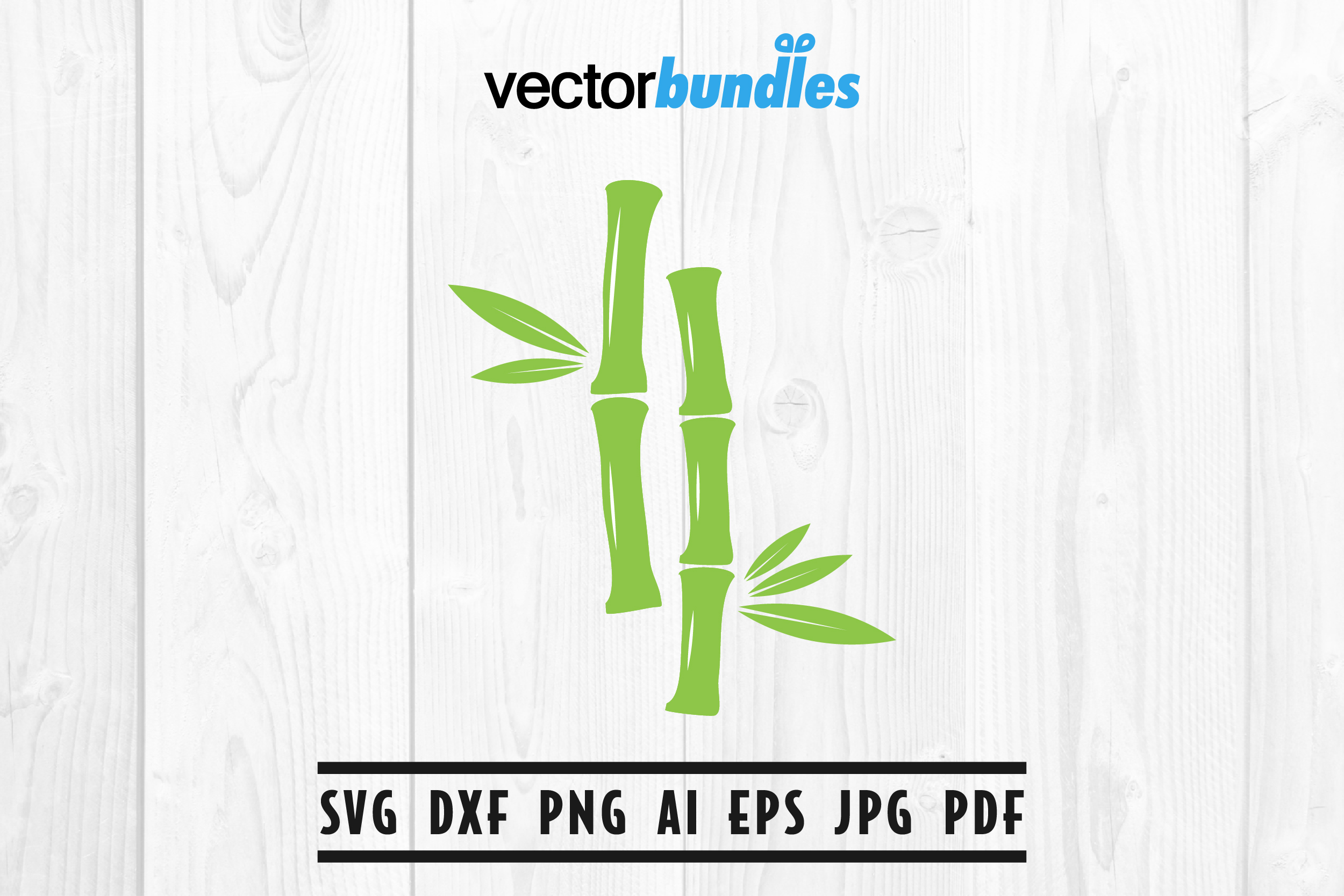 Download Free Bamboo Clip Art Svg Graphic By Vectorbundles Creative Fabrica for Cricut Explore, Silhouette and other cutting machines.