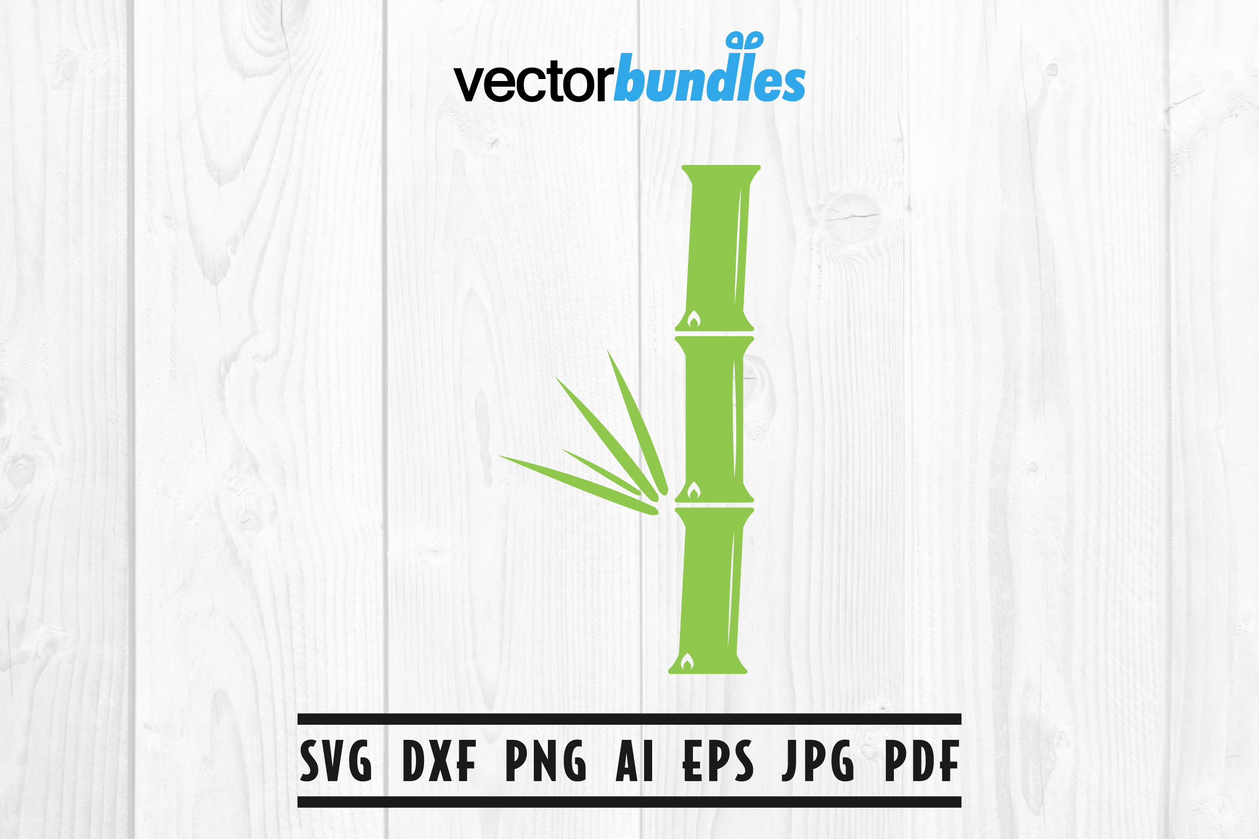 Download Free Bamboo Clip Art Graphic By Vectorbundles Creative Fabrica for Cricut Explore, Silhouette and other cutting machines.