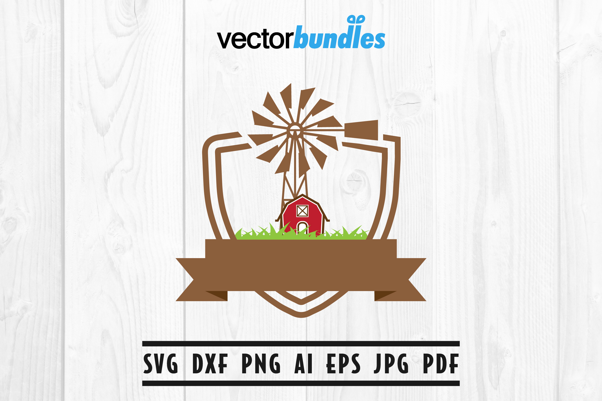 Download Free Barn Windmill Clip Art Svg Graphic By Vectorbundles Creative for Cricut Explore, Silhouette and other cutting machines.