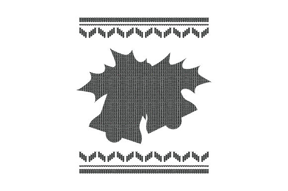 Bells. Ugly Sweater Style Christmas Craft Cut File By Creative Fabrica Crafts - Image 2