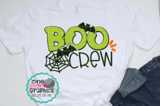 Boo Crew Graphic By OneStoneGraphics