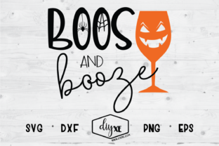 Boos and Booze Graphic By Sheryl Holst
