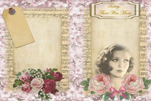 Print on Demand: Bright Young Things Scrapbooking Kit Graphic Crafts By The Paper Princess - Image 3
