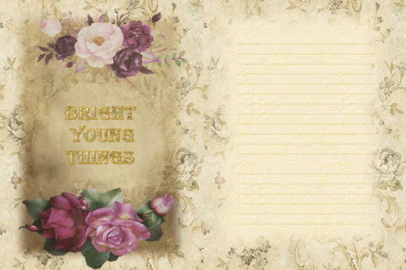 Bright Young Things Scrapbooking Kit