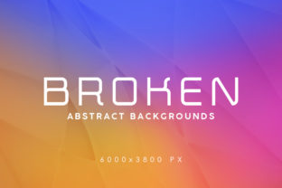 Download Free Broken Abstract Backgrounds Graphic By Artistmef Creative Fabrica for Cricut Explore, Silhouette and other cutting machines.