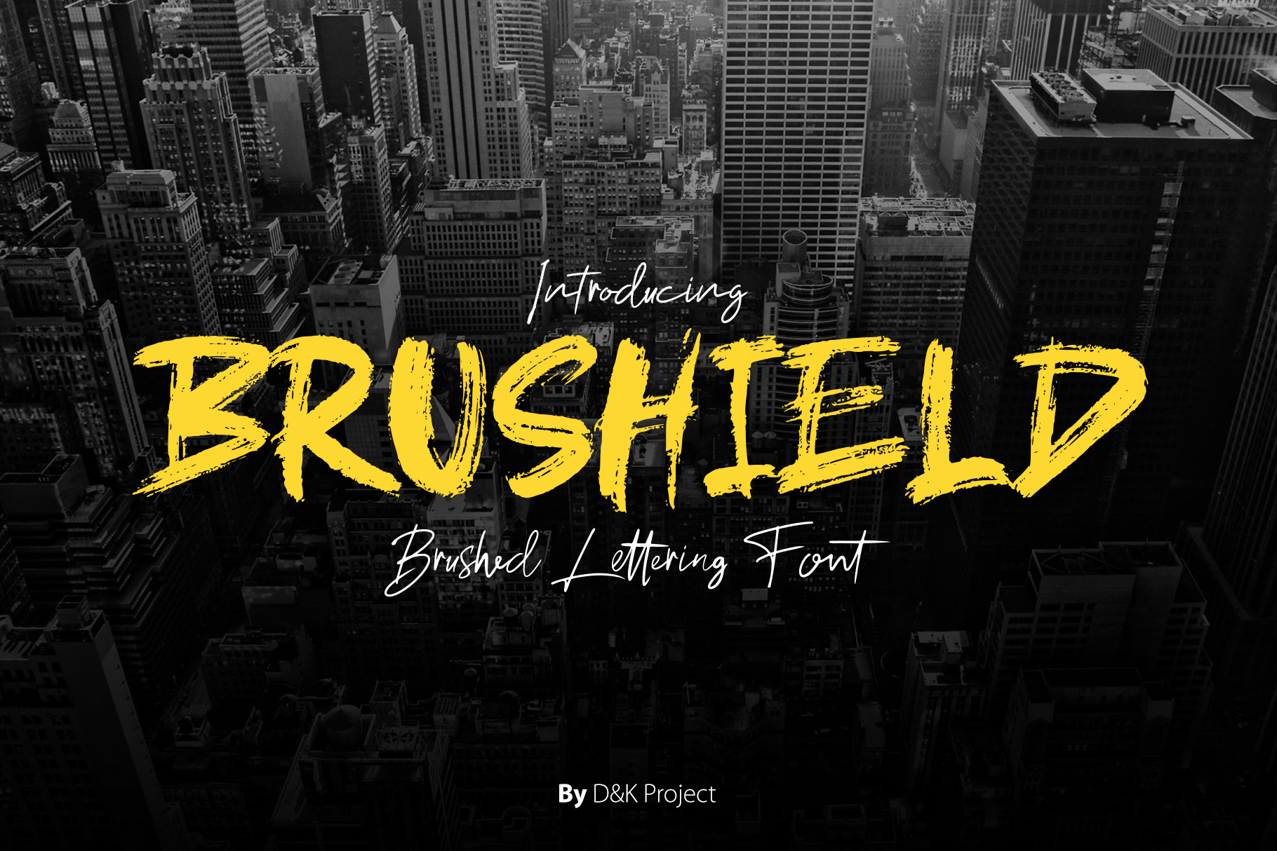 Download Free Brushfield Font By Dk Project Creative Fabrica for Cricut Explore, Silhouette and other cutting machines.
