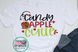 Candy Apply Cutie Graphic By OneStoneGraphics