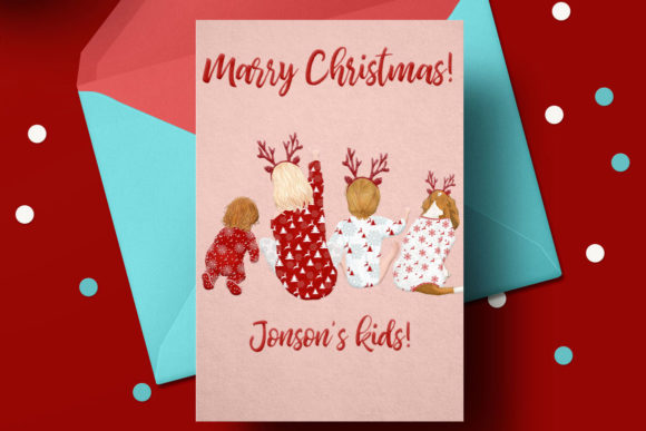 Christmas Clipart Graphic Illustrations By LeCoqDesign - Image 9