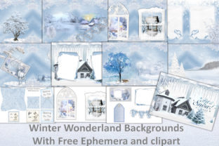 Download Free Christmas Craft Kit Graphic By The Paper Princess Creative Fabrica for Cricut Explore, Silhouette and other cutting machines.
