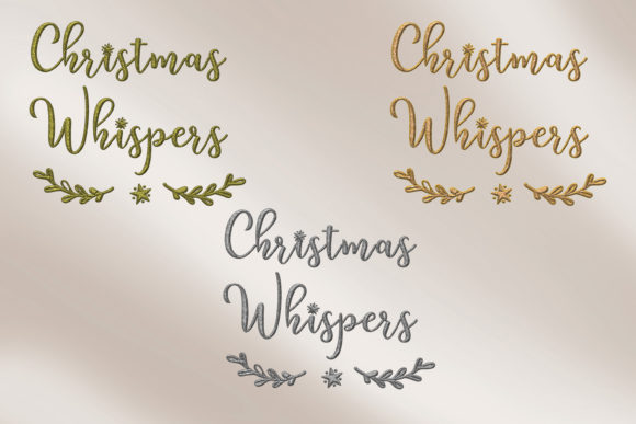 Print on Demand: Christmas Quotes Clipart Graphic Crafts By The Paper Princess - Image 8
