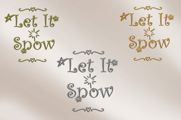 Print on Demand: Christmas Quotes Clipart Graphic Crafts By The Paper Princess - Image 9