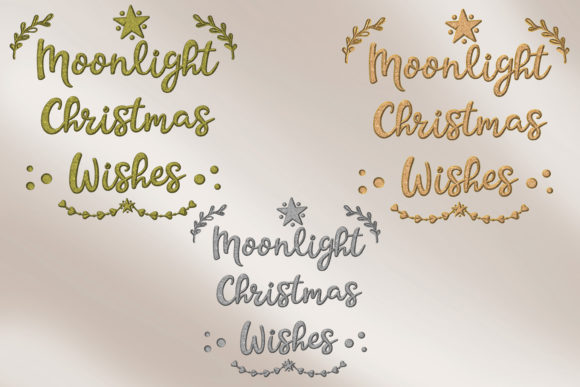 Print on Demand: Christmas Quotes Clipart Graphic Crafts By The Paper Princess - Image 10