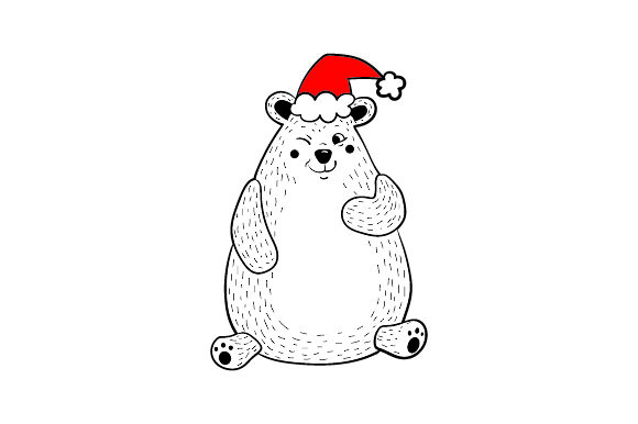 Download Free Christmas Bear Svg Cut File By Creative Fabrica Crafts for Cricut Explore, Silhouette and other cutting machines.