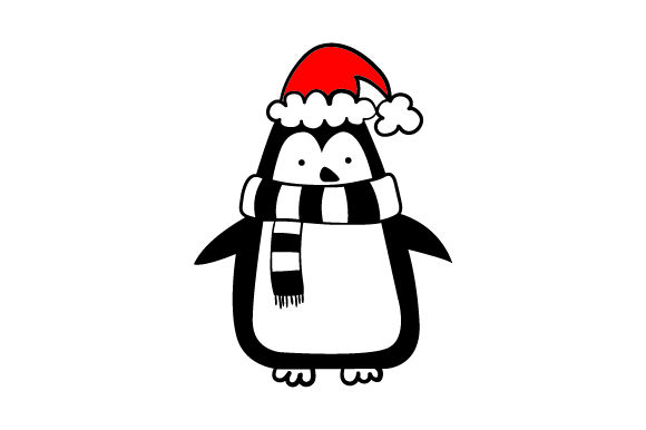 Christmas Penguin Craft Design By Creative Fabrica Crafts Image 1