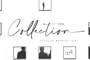 Collection Font By alphArt