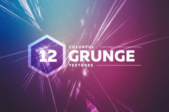 Colorful Grunge Textures Graphic Backgrounds By Shemul