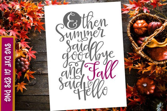 Print on Demand: Colors of Autumn Graphic Crafts By Justina Tracy - Image 5