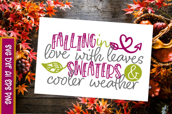 Print on Demand: Colors of Autumn Graphic Crafts By Justina Tracy - Image 8