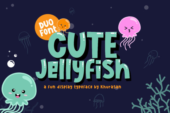 Cute Jellyfish