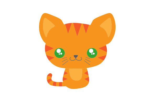 Download Free Cute Cat Svg Cut File By Creative Fabrica Crafts Creative Fabrica for Cricut Explore, Silhouette and other cutting machines.