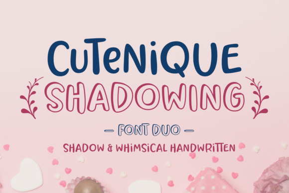Print on Demand: Cutenique Script & Handwritten Font By Situjuh