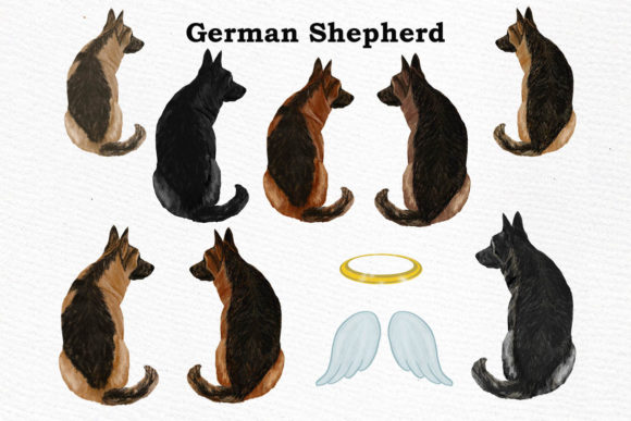 Dogs Clipart Graphic Crafts By LeCoqDesign - Image 2